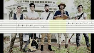 Besos En Guerra   Morat,JuanesTutorial Guitarra(Melodia)Tablatura