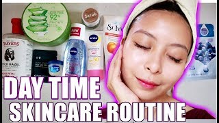 MY TIPID DAY TIME SKINCARE ROUTINE 2019 (PHILIPPINES) | KATH MELENDEZ