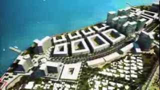 preview picture of video 'Baía de Luanda - Real Estate Development'