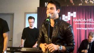 Darin at NRJ Live Finland - Check You Out