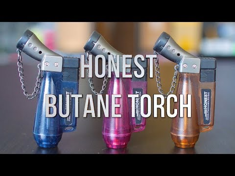 Honest Butane Torch – Product Demo | GWNVC's Vaporizer Reviews