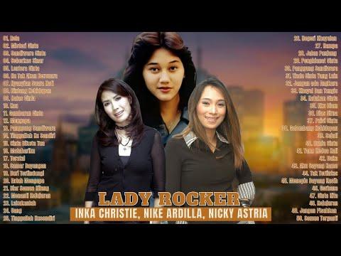 3 in 1 inka christie nicky astria nike ardilla lady rocker indonesia lagu lawas kenangan