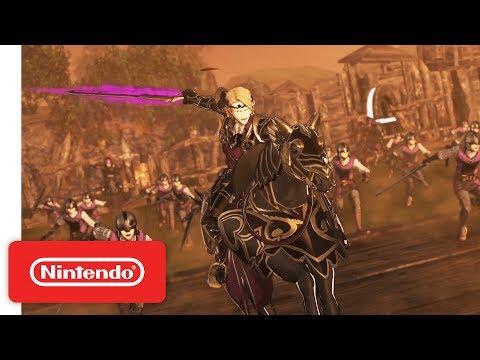 Fire Emblem Warriors - Game Trailer - Nintendo E3 2017 thumbnail