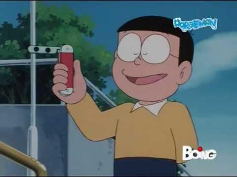 Doraemon ITA - Ep.  ''Il semafero tascabile''