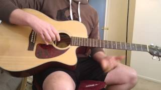 """How to play """" Just A Little Heat """" by the Black Keys - Tutorial"""