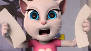😲 Talking Tom and Friends DESTROY The World (COMPLETE Season 3 Final Trilogy)