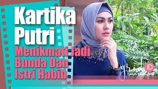 Kartika Putri Nikmati Jadi Bunda dan Istri Habib Usman karena Sering Dibuat Meleleh