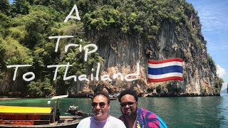 preview picture of video '(Travel Vlog) Traveling To Thailand For The First Time'