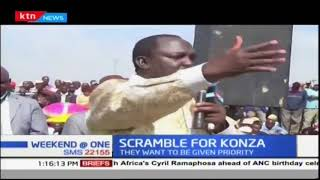 Scramble for Konza as locals demand allocation of land in the area