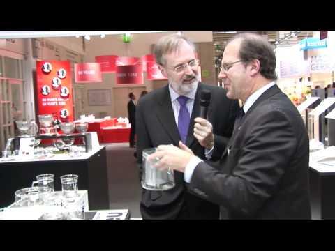 Reinhard Flötotto trifft...Mono/Pott | Design-Produkte, Messer, Teekannen - Ambiente 2011 Frankfurt
