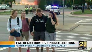 Suspect Identified In UNCC Shooting