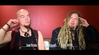 KORPIKLAANI - The Songs on 'NOITA' (OFFICIAL TRACK BY TRACK #1)
