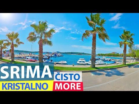 Srima, Kristalno čisto more # Vacation in Croatia