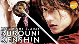 RUROUNI KENSHIN: ORIGINS & KYOTO INFERNO | BEST FIGHT SCENES