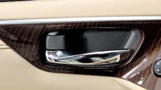 2015 Nissan Altima - Intelligent Key and Locking Functions