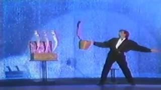 Дэвид Копперфильд - Фокус с галстуками