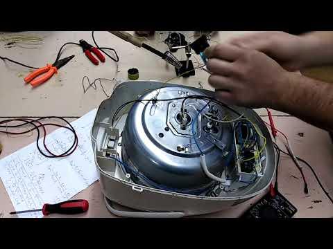 ремонт мультиварки supra
