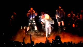Lady Gaga - Poker Face @ Live Barcelona 2010 HD