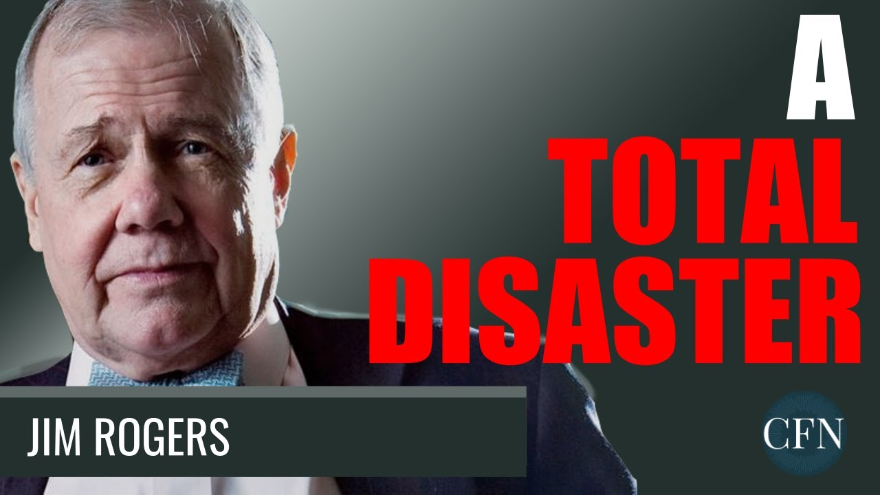 Jim Rogers: It's Going To End In Catastrophe! Not The Very First Time It Occurred. thumbnail