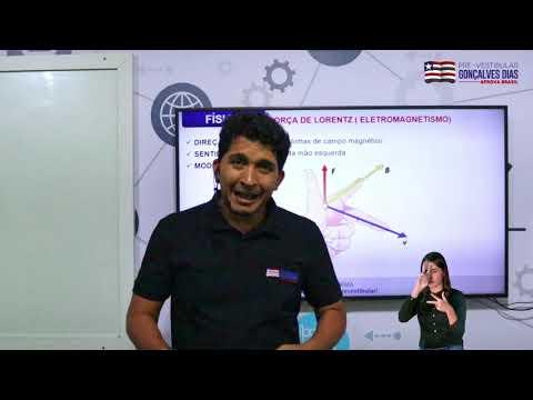 Aula 05 | Eletromagnetismo: Força Magnética - Parte 01 de 03 - Física