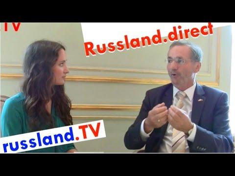 Russland+Deutschland: Raus aus dem Kühlfach! [Video]