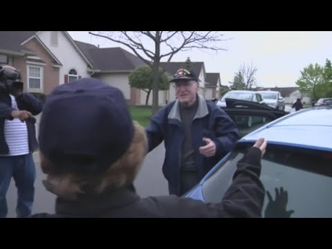 A Holocaust survivor welcomes to her suburban Detroit home a former soldier whose U.S. Army unit liberated the concentration camp where she was being held. (May 13)