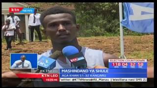 Mashindano ya taifa ya shule za upili yang'oa nanga jijini Nairobi