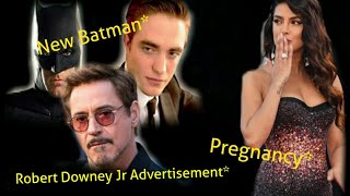 Robert Is New Batman, Priyanka Chopra's Pregnancy, Shah Rukh Khan On David Letterman Show & More