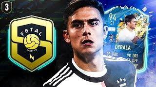 FLASHBACK MERTENS IS INSANE! F8TAL TOTSSF DYBALA! FIFA 20 ULTIMATE TEAM #03