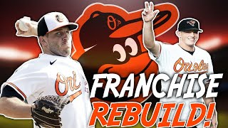 BALTIMORE ORIOLES REBUILD!! MLB The Show 20 Franchise Mode