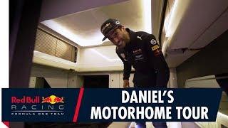 F1 Cribs. Daniel Ricciardo