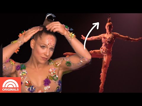 Cirque du Soleil: Vlasová akrobatka?