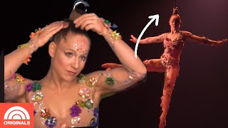 Danila Bim - How This Cirque Du Soleil Performer Hangs By Her Hair
