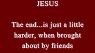 """The Last Supper"" Lyrics; from Jesus Christ Superstar"