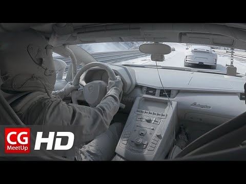 "CGI VFX Breakdown HD: ""Noomlouml Burgring VFX Breakdown"" by Piotr Tatar"