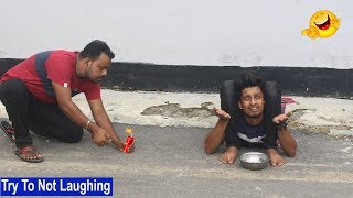 Try to not laugh challenge Very Funny Videos / Episode 7 / FM TV