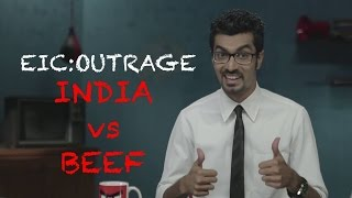 EIC Outrage India Vs Beef