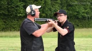 Comment bien positionner son épaule et sa joue avec son fusil de trap ?