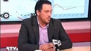 Максим Шевченко против еврейской ведущей Тони.