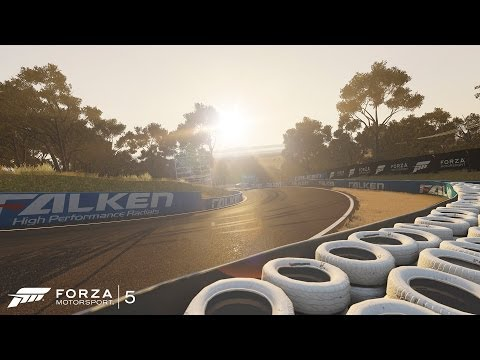 Forza 5's Mount Panorama Circuit Looks Better Than The Real Thing