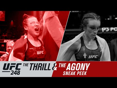UFC 248: The Thrill and the Agony – Sneak Peek