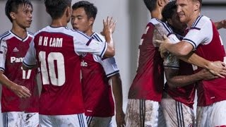 South China Vs Bengaluru: AFC Cup 2015 (Rd Of 16)