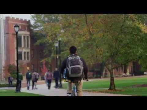 University of Puget Sound - video