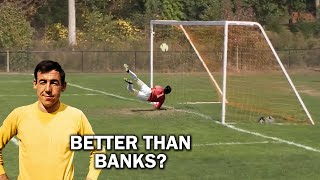 Is This The Best Save We've Seen in 50 Years?