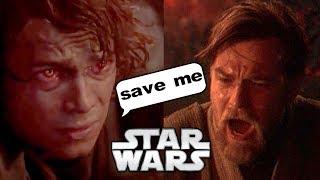 Anakin's BIG Deleted Scene Finally Revealed Vs Obi Wan   Star Wars Explained