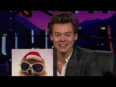 Harry Styles FILLS IN For James Corden Last Minute & Here's Why
