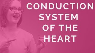 CONDUCTION SYSTEM OF THE HEART (SA Node, AV Node, bundle of His, Purkinje Fibers)
