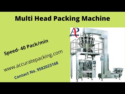 Chips Kurkure Packing Machine
