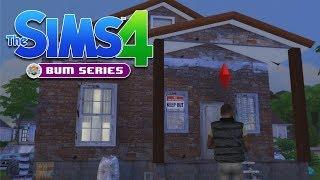 TRAP HOUSE   The Sims 4   Bum Series