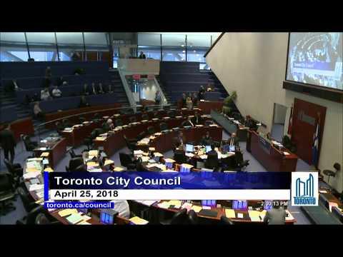 City Council - April 25, 2018 - Part 2 of 3